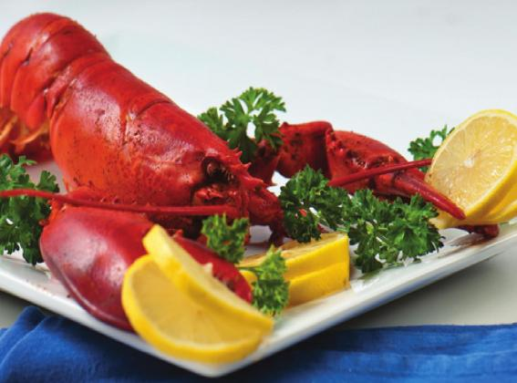Chances are lobster and other seafood made an appearance when pilgrims and Native Americans broke bread together in 1621.